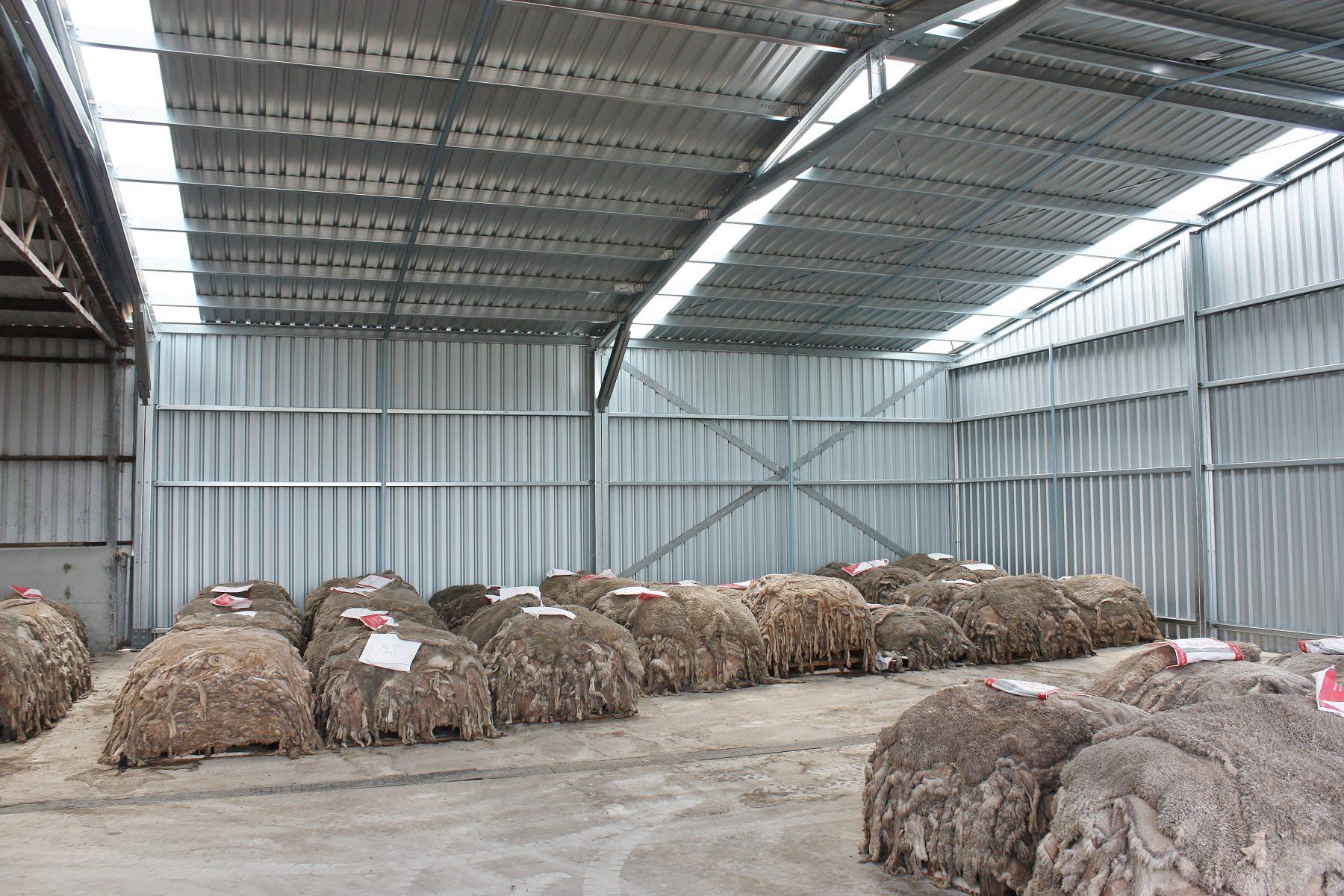 SKINS/SHEEP,LAMB,GOAT Image
