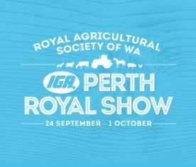 Perth Royal Show logo 16