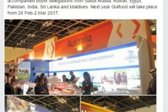 Gulfood 2016 MENA facebook