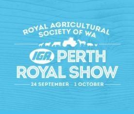 Perth Royal Show logo 16